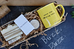 bee gift box bee gifts for him gifts for bee lovers