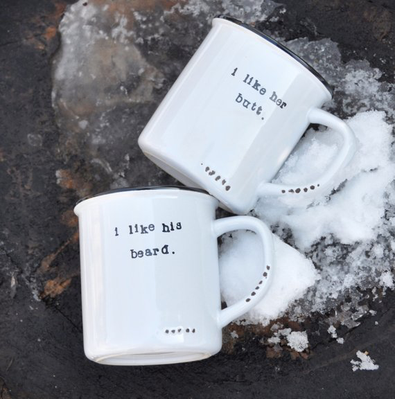 i like his beard mug i like his beard i like her butt i like her butt I like his beard mugs i like her butt