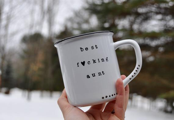 best aunt ever mug pregnancy reveal to sister