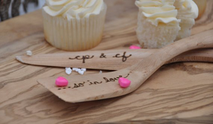 personalized wedding cake serving set canada personalized wedding cake serving set