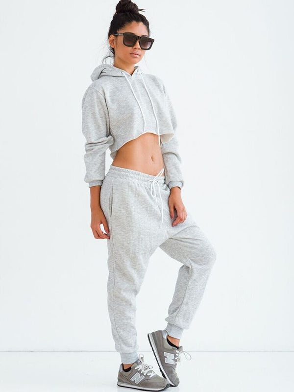 Two Pieces Athletic Fashion Suit