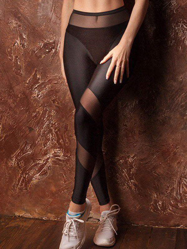Sports Sexy Gauze Leggings