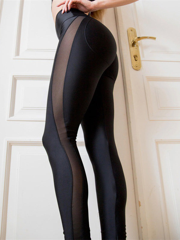Sexy Split-joint Sports Leggings