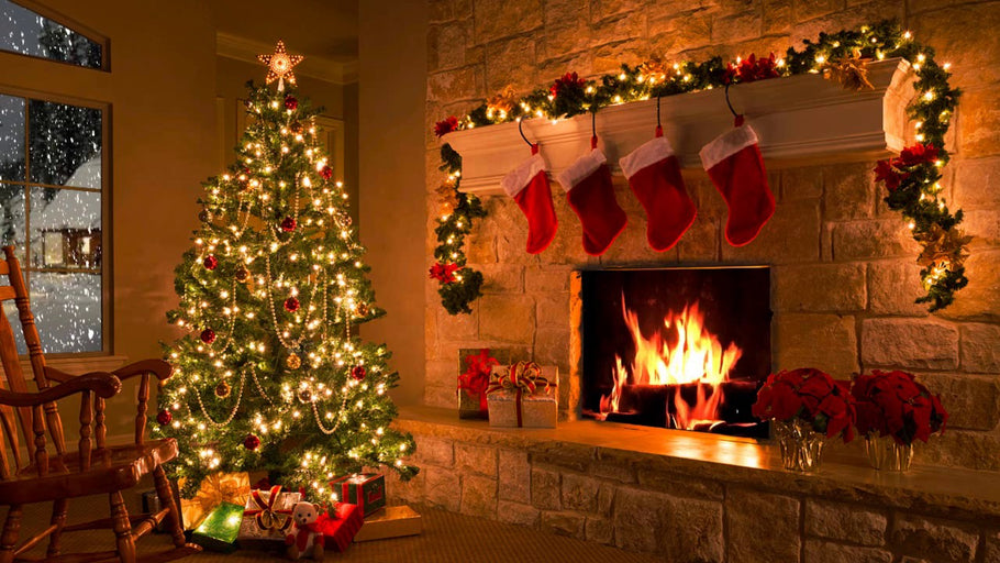 People Who Put Up Christmas Decorations Early Are Happier - According To Study 🎄