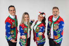 Load image into Gallery viewer, matching christmas cardigan