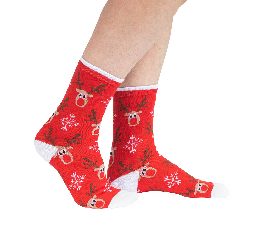 ladies christmas socks nz