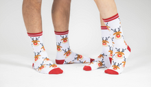 Load image into Gallery viewer, ladies christmas socks