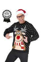 Load image into Gallery viewer, mens ugly christmas sweater nz