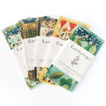 3 Wrap Variety Pack • Beeswax Wraps