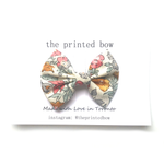 Garden ~ Darling Bow • Clip