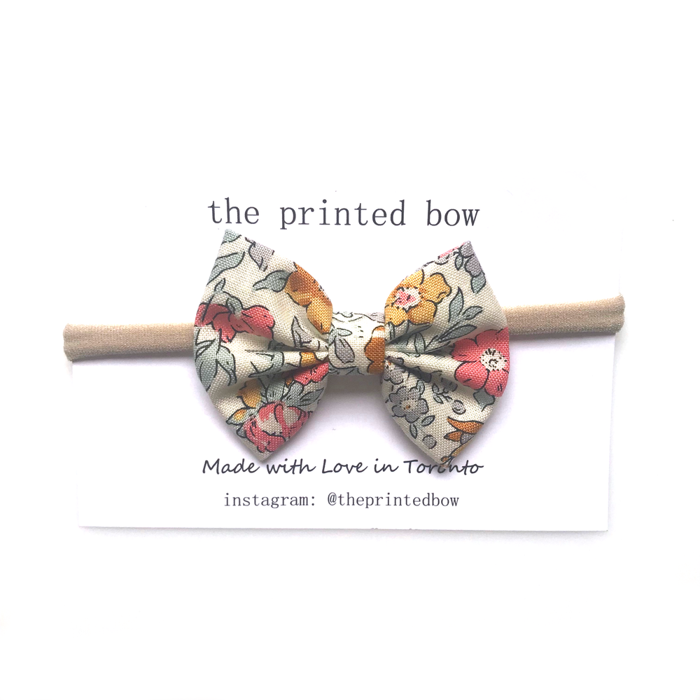 Garden ~ Darling Bow • Headband