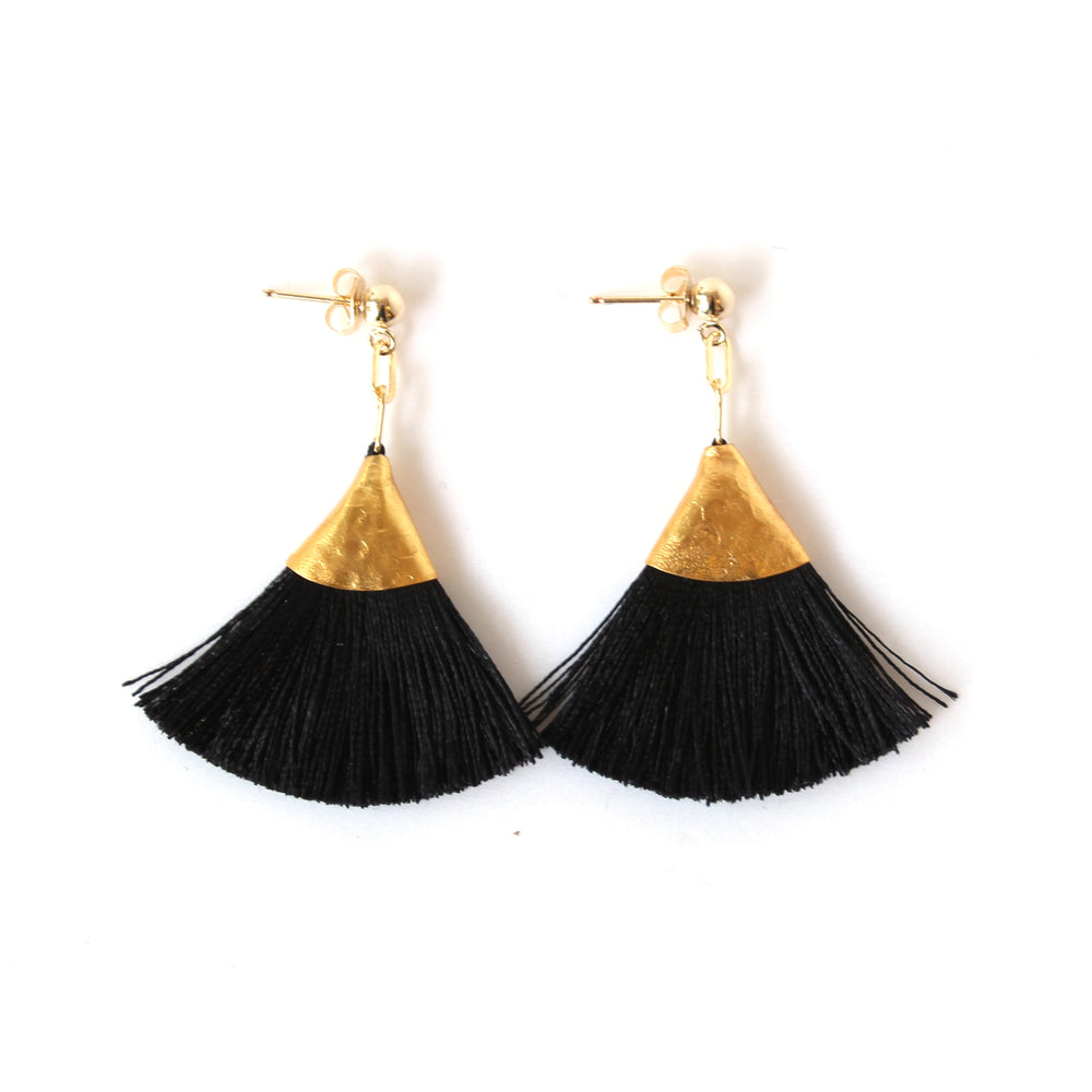Josie ~ Black • Earring