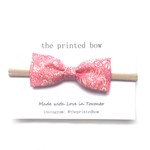 Rouge ~ Sweet Bow • Headband