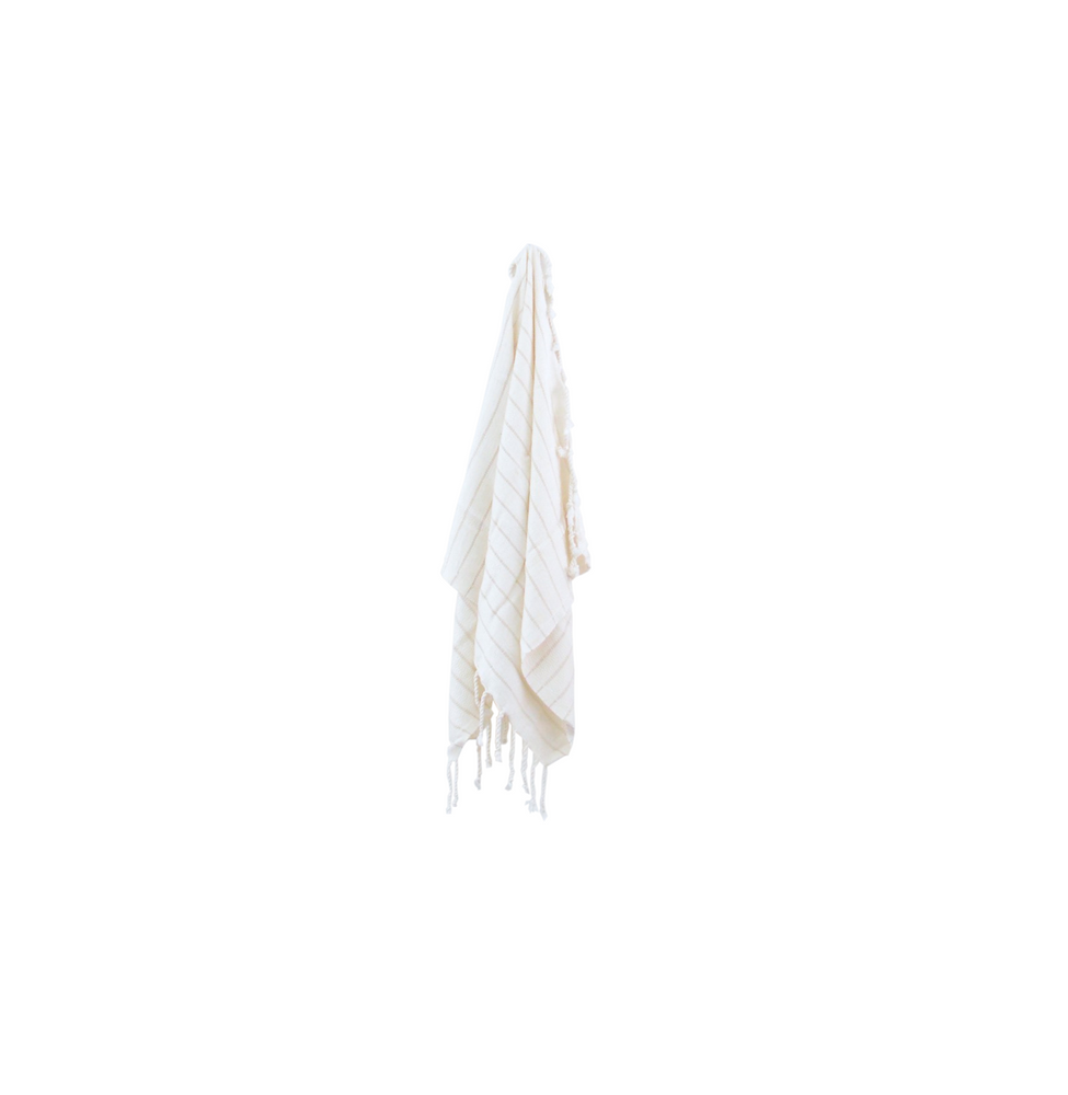 Whisper Beige • Mini Towel