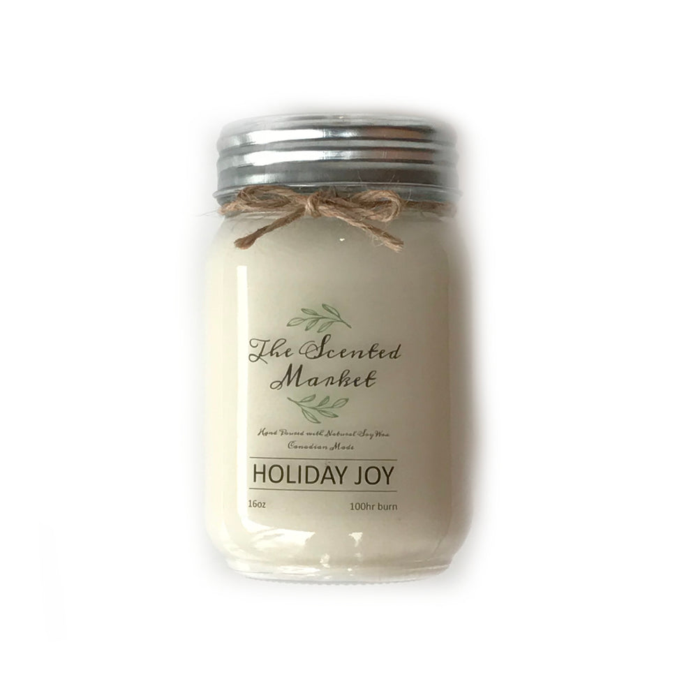 Holiday Joy • Candle