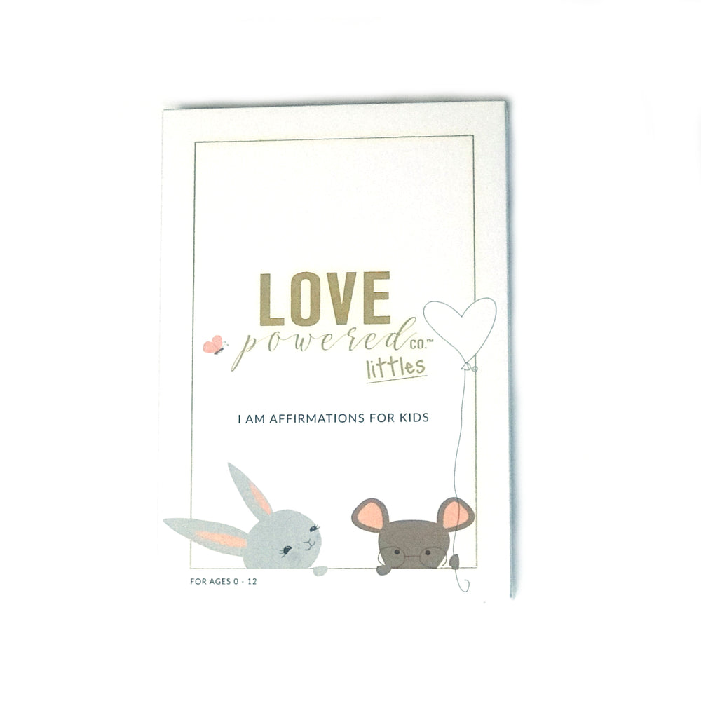 Love Powered Littles • Affirmation Cards