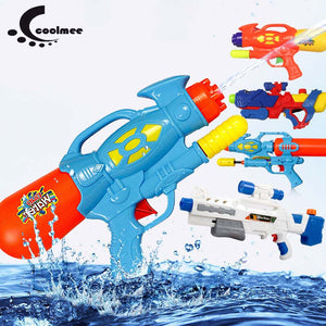 Super soaker water fun