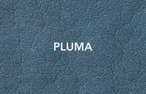 Piñatex® PLUMA Washed Indigo 340 gsm