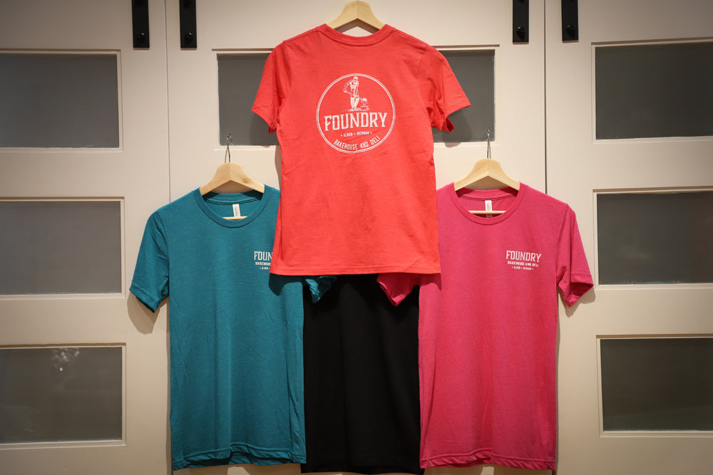 Foundry Bakehouse T-Shirt