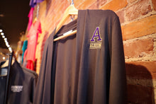 Lightweight Cardigan for Women - Embroidered Albion College 'A'