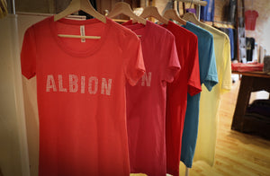 Albion In Words Shirt