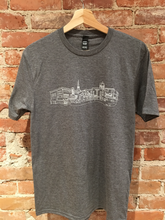 Albion Town T- Shirt