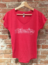 Albion Town V-Neck Shirt - Womens