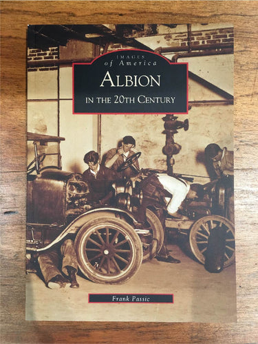Albion In The 20th Century by Frank Passic