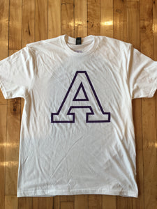 Albion College Tri-Blend Tee