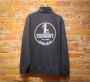 Foundry Bakehouse Knit Pullover - 1/4 Zip