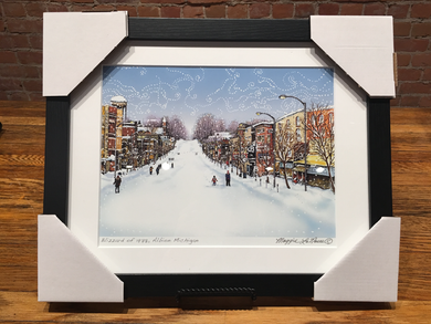Maggie LaNoue - Albion Framed Prints