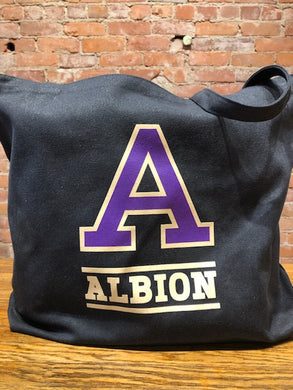 Albion College Tote Bag