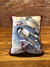Hand Painted Pillows by Mary Habicht