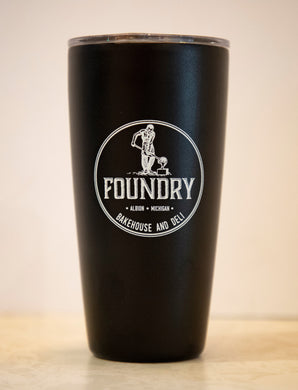Foundry Bakehouse and Deli Tumbler