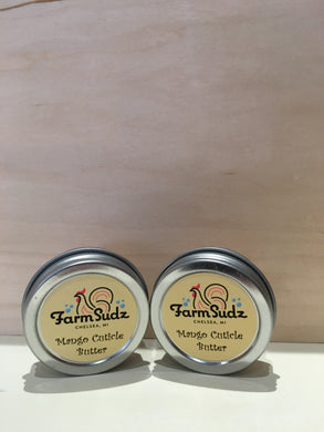 Mango Cuticle Butter by FarmSudz