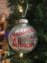 Albion Ornaments