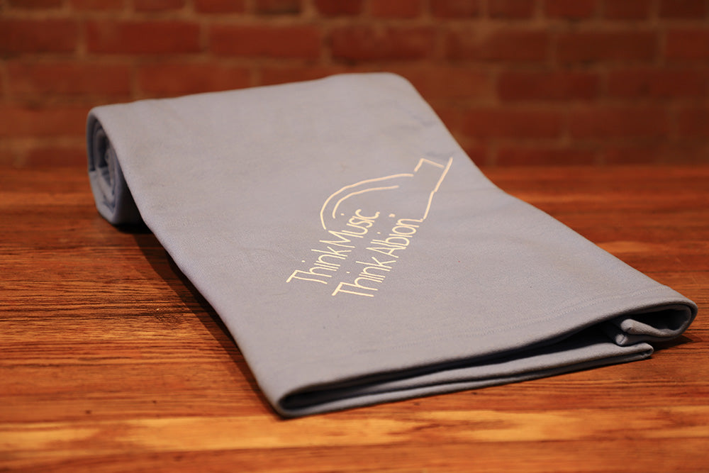 Think Music Think Albion Sweatshirt Blanket