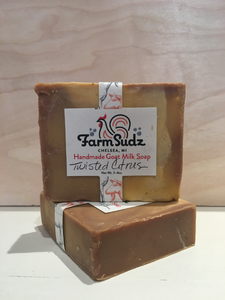 Handmade Goat Milk Soap by FarmSudz
