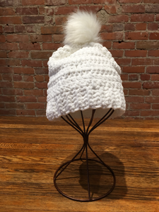 Crochet Hat by Lea Rakistaba