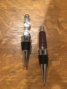 Wine Stoppers by GG's Gems