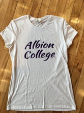Albion College Womens Tee