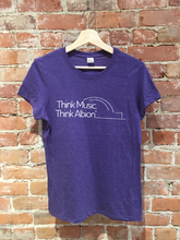 Albion-Think Music. Think Albion. Womens Shirt