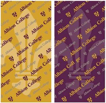 Albion College Face Mask Buff