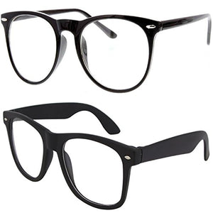 c47d1614332 Y S Round Cateye Women s Men s Boy s Girl s Spectacle Frame  (Clear-Cateye-Selfy-