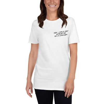 FRIENDS Unisex T-Shirt - Spread you on a cracker - ENTROO