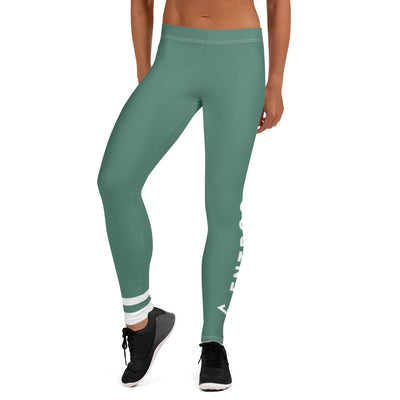 ENTROO ORIGINAL CLASSIC edition - Hooker's green leggings - ENTROO