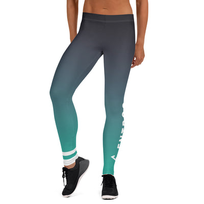 Chrysocolla Leggings - ENTROO