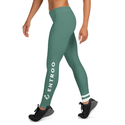 ENTROO Leggings ORIGINAL CLASSIC Hooker's Green Edition - ENTROO
