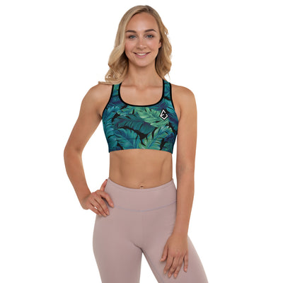 Ivy Padded Sports Bra - ENTROO