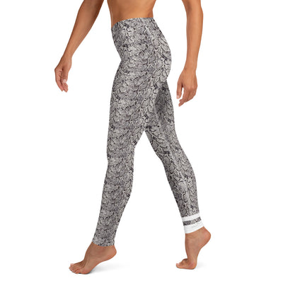 Medusa Yoga Leggings - ENTROO